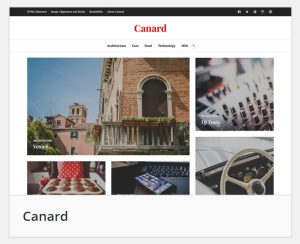 Canardのインストール